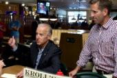 Amy Klobuchar on Joe Biden