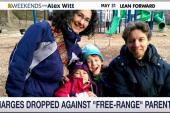 'Free Range' parenting spurs criticism