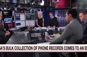 Split in GOP over NSA cracks 'wide open'