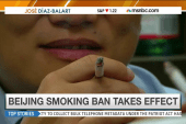 Beijing bans smoking in indoor public places