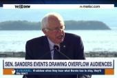 Bernie Sanders surges in Iowa