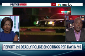 Police shootings almost at 400 in 2015