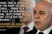 Iraq calls for more help in ISIS fight