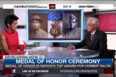 Who are the 'Medal of Honor' recipients?