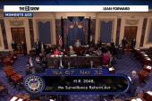 Senate approves NSA surveillance reform bill