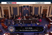 Senate passes 'USA Freedom Act'