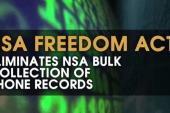 GOP leaders blast end of NSA program