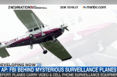 Report: FBI behind surveillance flights