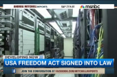 Freedom Act ends NSA bulk collection of data