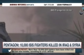 Pentagon report: 10,000 ISIS fighters