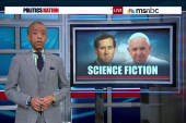 Santorum's science gaffe with the Pope