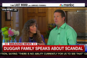 Duggar family speaks about scandal