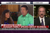 Father hoped for apology from Michelle Duggar