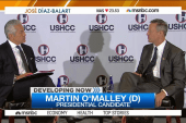Martin O'Malley makes push for Latino voters