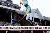 Will American Pharoah make history?