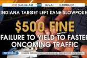 New Ind. law targets slow left-lane drivers