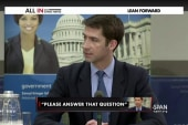 Military dad confronts Tom Cotton