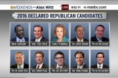 Why are there so many GOP candidates?