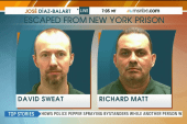 Massive manhunt underway for escaped killers