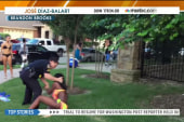 Texas cop on leave after violent video posted