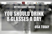 Drinking water: Facts vs. Myths