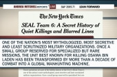 Investigation dives into SEAL Team 6 history