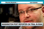 American journalist back in court in Iran