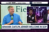 Graham: Caitlyn Jenner 'welcome in my party'