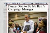 Jeb Bush shakes up his campaign