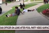 Joe: Don't pull a gun on teens in bathing...