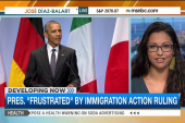 Obama defends immigration actions at G7
