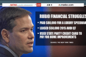 Mounting debts for Marco Rubio?