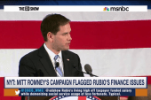 Bush, Rubio campaigns ruffled