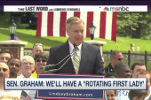 Graham pitches idea of 'rotating first lady'