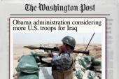 Joe: Feels like Obama treading water in Iraq