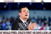 What would Cruz's first 100 days look like?