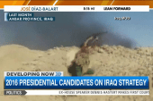 How will shift in Iraq strategy affect 2016?
