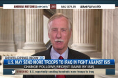 Senator: Iraqi security forces must step up