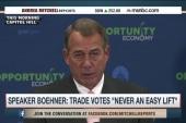 Obama, GOP lawmakers allies on trade bills