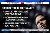 2016 race: Marco Rubio's financial woes
