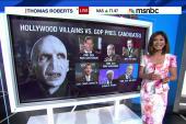 Poll: GOP candidates vs. Hollywood villains