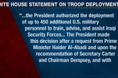 More US troops to Iraq