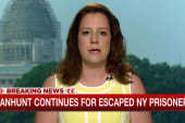 NY rep.: Please call with tips on escaped...