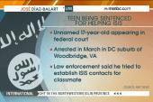 Virginia teen sentenced for aiding ISIS