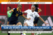 Team USA eyes Women's World Cup win