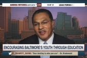 Encouraging Baltimore youth through education