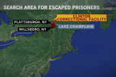 Source: Bloodhound picked up escapees' scent