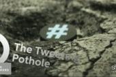 Meet the pothole that tweets!