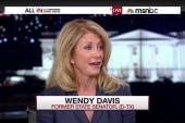 Wendy Davis on Jeb Bush's 'shaming'