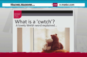What is a cwtch?